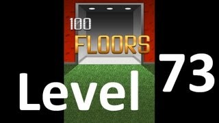 100 Floors Level 73 Floor 73 Solution Iphone Android Ipad Ipod
