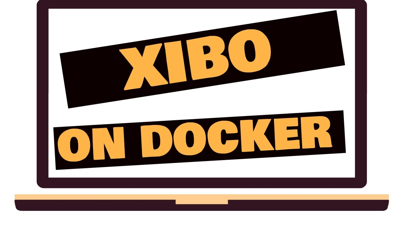 How to install xibo to docker