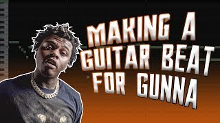HOW TO USE GUITAR SAMPLES IN YOUR BEATS   HOW TO MAKE GUITAR MELODIES