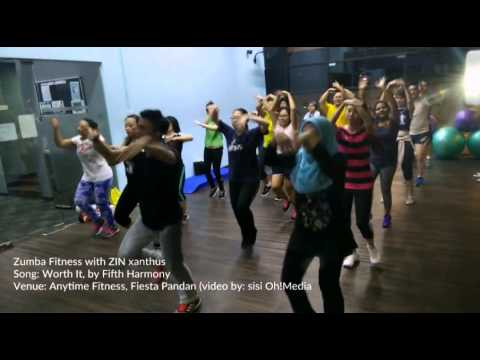 Zumba Fitness Malaysia : Worth it by ZIN xanthus