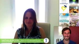 Ho'Oponopono Nathalie Bodin Lamboy interview 2°partie