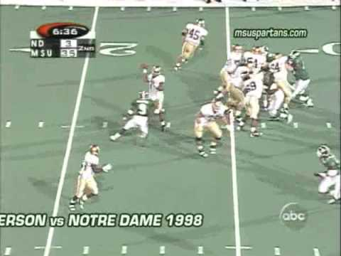 Greatest Plays in Spartan Football History