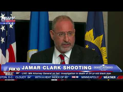 FNN PRESS CONFERENCE: Federal Investigation in Shooting Death of Jamar Clark + ACTIVISTS RESPOND