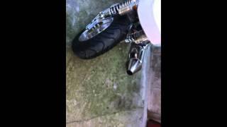 Mon moteur yx culasse kitaco