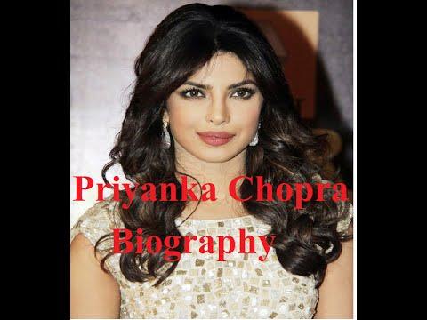Priyanka Chopra Biography Wiki Profile