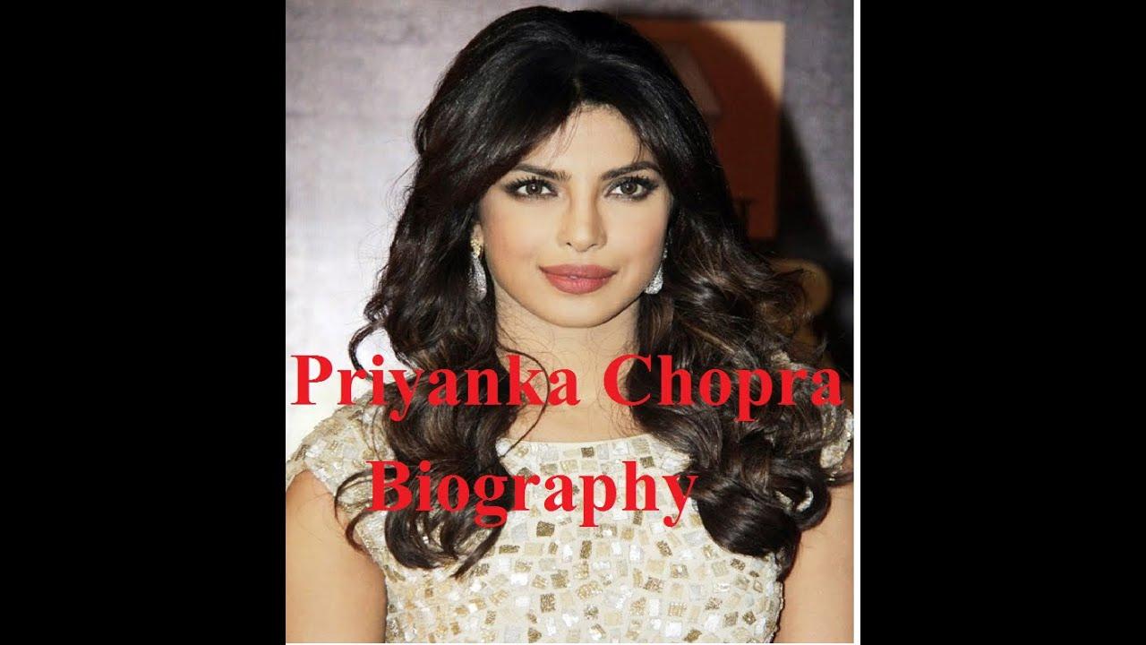 biography Priyanka chopra