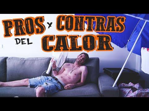 PROS y CONTRAS del CALOR | Antón Lofer