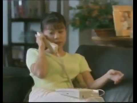 Singapore TV Ads from the 1990s - Singtel Call Waiting