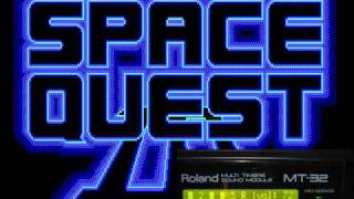 Sound Blaster vs. Roland MT-32: Space Quest 3 intro