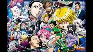 TOP 50 Strongest Hunter x Hunter Characters