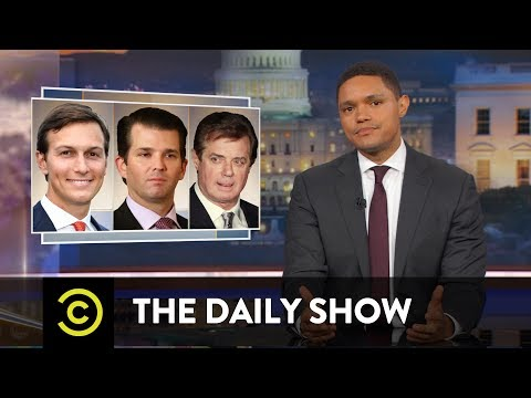Thumbnail: Donald Trump Jr. Reminds Everyone How Incompetent His Dad's Administration Is: The Daily Show