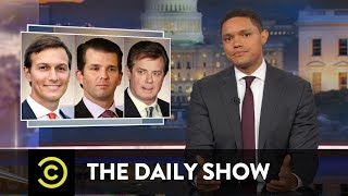 Donald Trump Jr. Reminds Everyone How Incompetent His Dad's Administration Is: The Daily Show Free HD Video