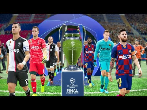 uefa-champions-league-final-2020---barcelona-vs-juventus