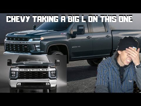 The New 2020 Chevy Silverado Hd Is So Ugly My Thoughts Youtube
