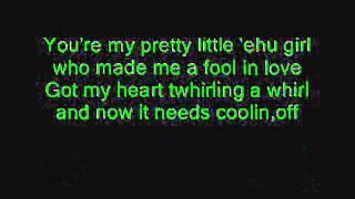 Ehu Girl Kolohe Kai w lyrics