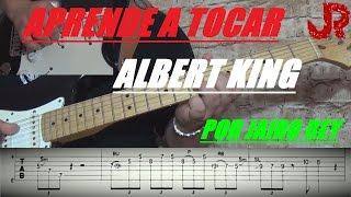 Aprende a tocar solos y técnicas de Albert King