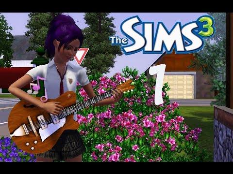 Sims 3 eventyr!