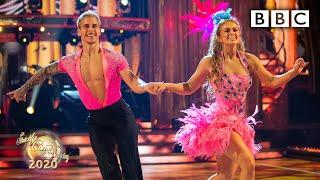 Maisie And Gorka Samba To Samba (Conga) - Week 1 ✨ BBC Strictly 2020