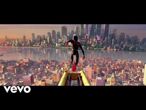 Post Malone, Swae Lee   Sunflower Spider Man: Into The Spider Verse