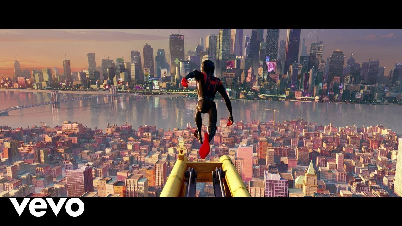 Post Malone, Swae Lee - Sunflower (Spider-Man: Into the Spider-Verse) #1
