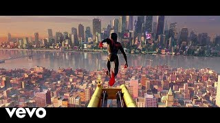 Post Malone, Swae Lee Sunflower Spider Man Into the Spider Verse