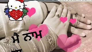 GAANI  Nikka Zaildar 2 by Ammy Virk Whatsapp Status lyrics  Viva Video
