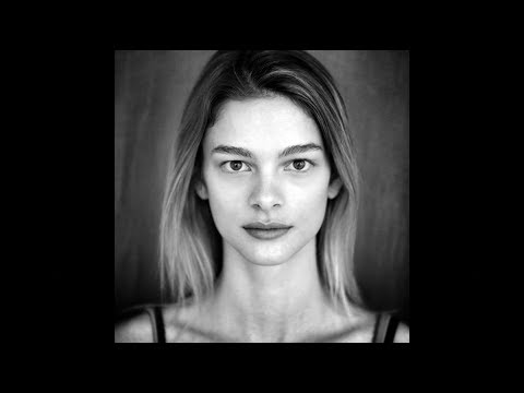 Model Alexandra Evankovich at Silent Models' Life Story and Career in Modeling