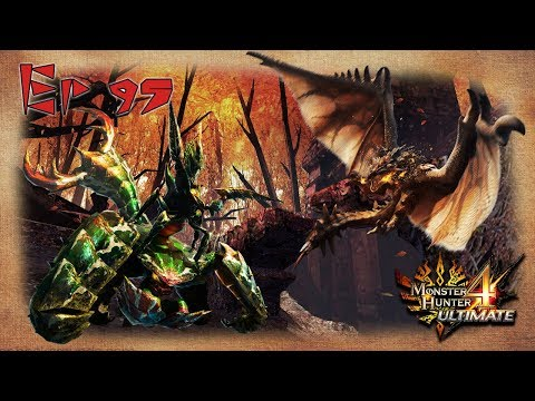Let's Play Monster Hunter 4 Ultimate - Ep 95 - Rathalos e Seltas Queen thumbnail