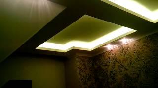 Светодиодная подсветка ниш потолков(, 2014-01-27T21:18:22.000Z)