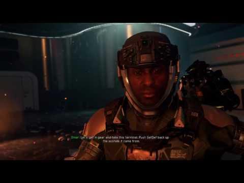 Call Of Duty Infinite Warfare - Operation Port Armor