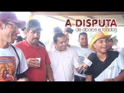 Disputas De Aboios E Toadas Na 5° Grande Cavalgada De Serra Redonda