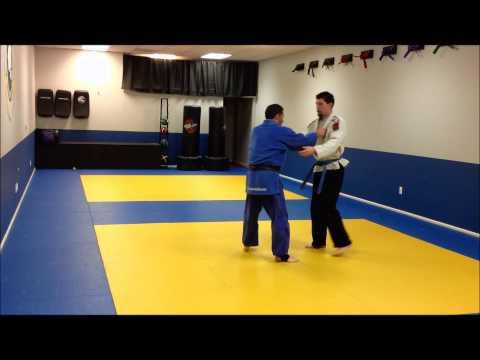 Kani Basami Judo Throw + Variations
