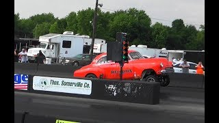 Old School Cecil County Dragway june 9 2018