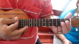 Samoan ukulele slack key