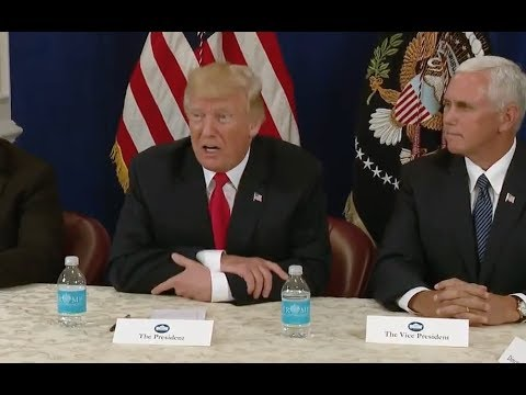 Trump Answers Many Questions From Press In NJ- Full Q & A