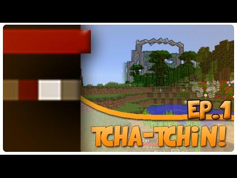Minecraft.SinglePereira EP1 - TCHA TCHIN!