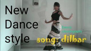 DILBAR   Satyameva Jayate   Nora Fatehi   Neha Kakkr   Belly Dance   Moitri Chatterjee