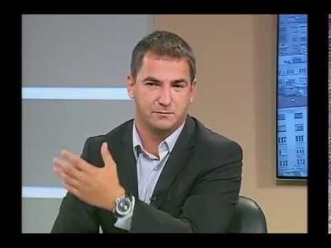 Gostovanje Predsednika GO Grocka Stefana Dilberovića Na TV Studio B [22.09.2014]