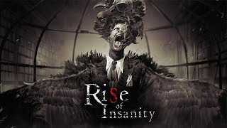 Rise Of Insanity Gameplay Complete Walkthrough ( Psychological Horror Game 2018 Live Stream )