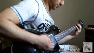 SOILWORK - Soilworker's Song of the Damned guitar cover
