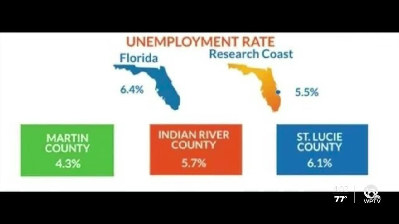 Unemployment rate drops to 6.5% in Florida