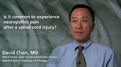 Neuropathic Pain After a Spinal Cord Injury
