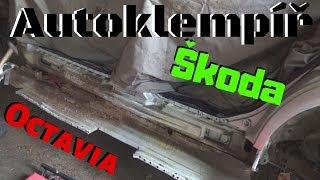 Výměna prahu (Škoda Octavia)