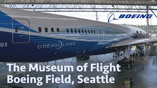 The Museum of Flight Aviation Pavilion Quick Tour | Boeing Field | Seattle, WA