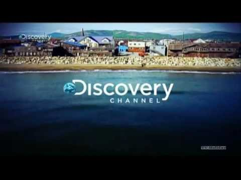 Discovery Channel Hungary Continuity ( Widescreen ) 17-04-12