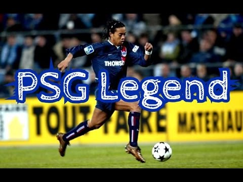 Ronaldinho • PSG Legend • Pure Skills Compilation