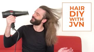 Hairstory | Hairstyle DIY: Braids, Buns and Fun with Jonathan Van Ness