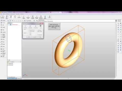 CAD software news: Common features on 3D creation