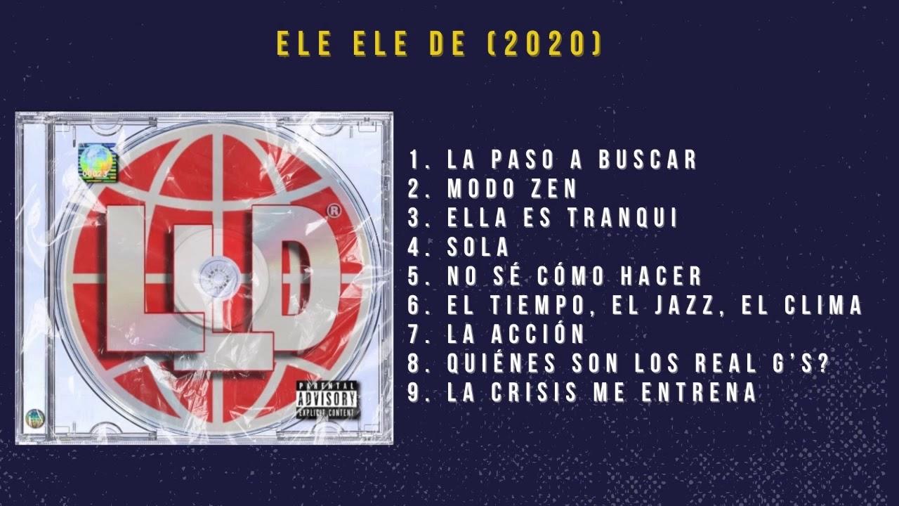 Download L.L.D - Ele Ele De (Full Álbum)