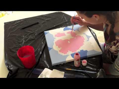 Palmers Pixels | Creation Process